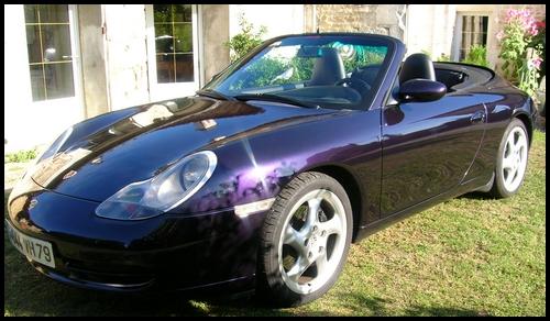 Porsche 911 Cabriolet type 996