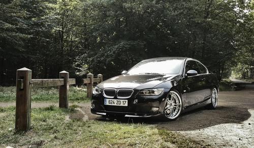 BMW 335d Préparation Paret