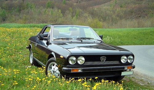 Lancia Beta Coupé 2000